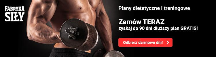 Fabryka Siły - Plany treningowe i dietetyczne
