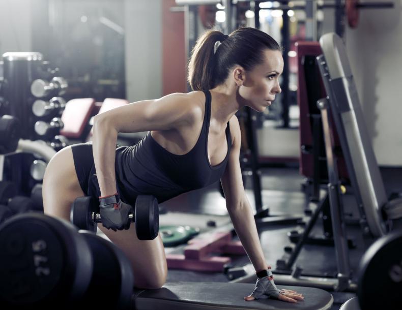 Ile powtórzeń aby schudnąć a ile aby umięśnić