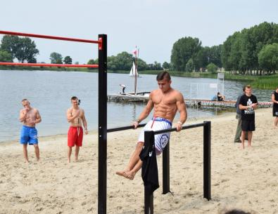 Street Workout - trening SPLIT lub FBW