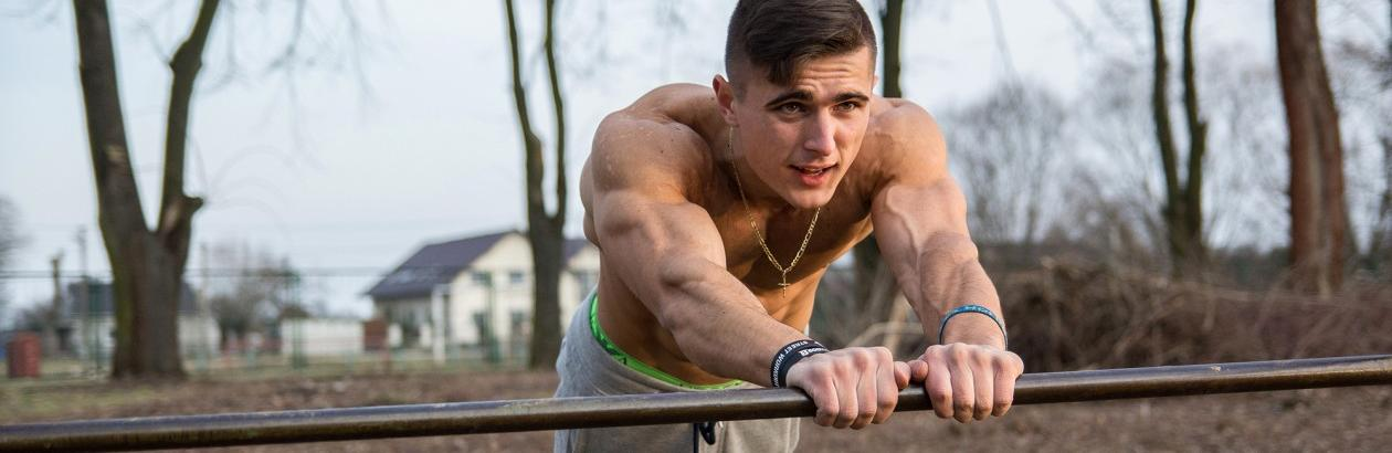 Fabryka Siły - BLOG: Street Workout a media