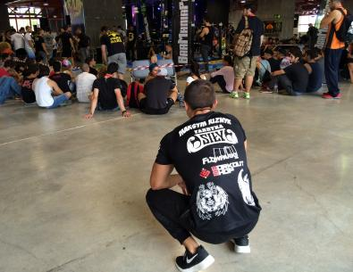 Battle Of The Bars Madrid 2015